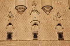 Alcazar in Segovia Royalty Free Stock Images