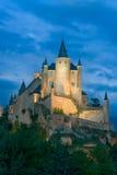 Alcazar of Segovia Royalty Free Stock Photo