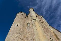 Alcazar, Segovia, Castilla y Leon, Hiszpania fotografia royalty free