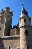 Alcazar of Segovia in Spain. Spain Royalty Free Stock Photo