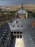 Alcazar of segovia, Spain Royalty Free Stock Photography