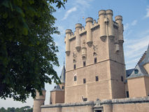 Alcazar of segovia, Spain Royalty Free Stock Image