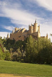 The Alcazar of Segovia (Spain) Royalty Free Stock Image