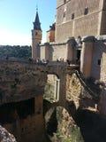 Alcazar. Segovia Spain alcazar Stock Image
