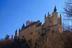 Alcazar in Segovia, Spain Stock Photography