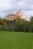 Alcazar of Segovia, Spain Stock Photos