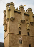 Alcazar, Segovia, Spain Royalty Free Stock Image
