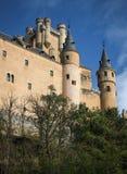 Alcazar Segovia, Spanien Royaltyfri Fotografi