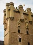 Alcazar Segovia, Spanien Royaltyfri Bild