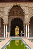 Alcazar in Sevilla Royalty Free Stock Image