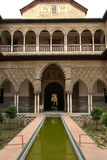 Alcazar in Sevilla Stock Image