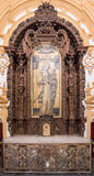 Alcazar, Sevilla, Andalucia, Spanje Royalty-vrije Stock Afbeeldingen