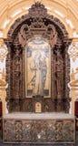 Alcazar, Sevilla, Andalusien, Spanien Lizenzfreie Stockbilder