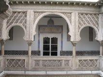 Alcazar - Sevilla - Spanje Royalty-vrije Stock Fotografie