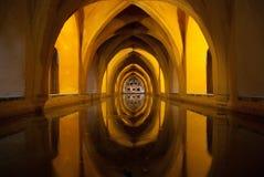 alcazar seville Испания Стоковое Фото