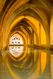 Alcazar of Seville Royalty Free Stock Photography
