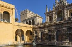 Alcazar of Seville Royalty Free Stock Image