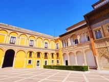 Alcazar of Seville, Spain Royalty Free Stock Image