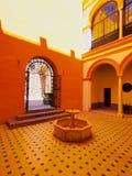 Alcazar of Seville, Spain Royalty Free Stock Photography