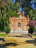 Alcazar of Seville, Spain Royalty Free Stock Photo