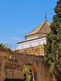 Alcazar of Seville, Spain Royalty Free Stock Images