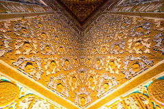 Alcazar of Seville Spain Royalty Free Stock Photography