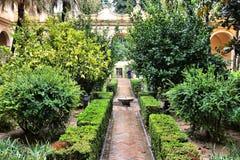 Alcazar, Seville Royalty Free Stock Photos