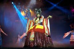 Alcazar-show Royalty Free Stock Photo