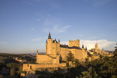 Alcazar, Spain Royalty Free Stock Photography