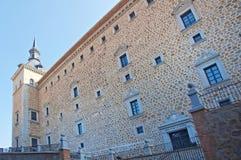 Alcazar Toledo Royalty Free Stock Image