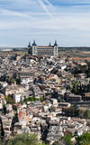 Alcazar of Toledo Royalty Free Stock Photos