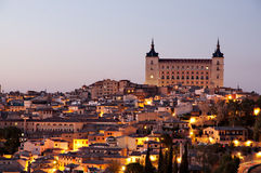 Alcazar of Toledo Royalty Free Stock Image