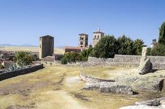 Alcazar of Trujillo Stock Images