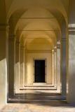 Alcazar verdadero Sevilla fotografía de archivo libre de regalías