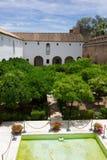 Alcazar von Cordoba, Spanien Lizenzfreie Stockbilder