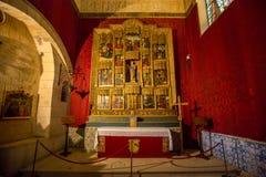 Alcazar von Segovia Segovia Lizenzfreie Stockbilder