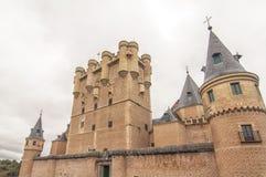 Alcazar von Segovia, Spanien Lizenzfreies Stockfoto