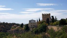 Alcazar von Segovia, Spanien Stockfotografie