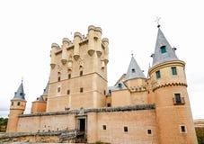 Alcazar von Segovia, Spanien Lizenzfreie Stockfotografie