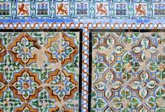 Alcazar von Sevilla Lizenzfreie Stockbilder