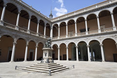 Alcazar von Toledo Stockbilder