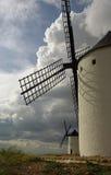 Alcazar windmill 08 royalty free stock photo