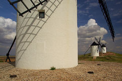 Alcazar windmill 13 Royalty Free Stock Image