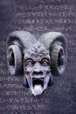 Alchemical diabeł Fotografia Royalty Free