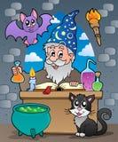 Alchemist theme image 2 Stock Photo