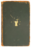 Alchemy - Vintage Book Cover 1872