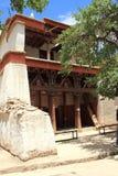 Alchi kloster Royaltyfri Fotografi