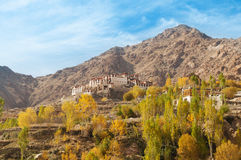 Alchi Monastery in Leh Royalty Free Stock Image