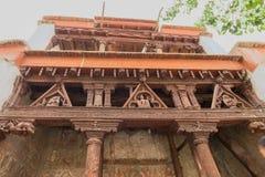 Alchiklooster, ladakh Stock Afbeelding