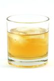 Alchohol glass Royalty Free Stock Image